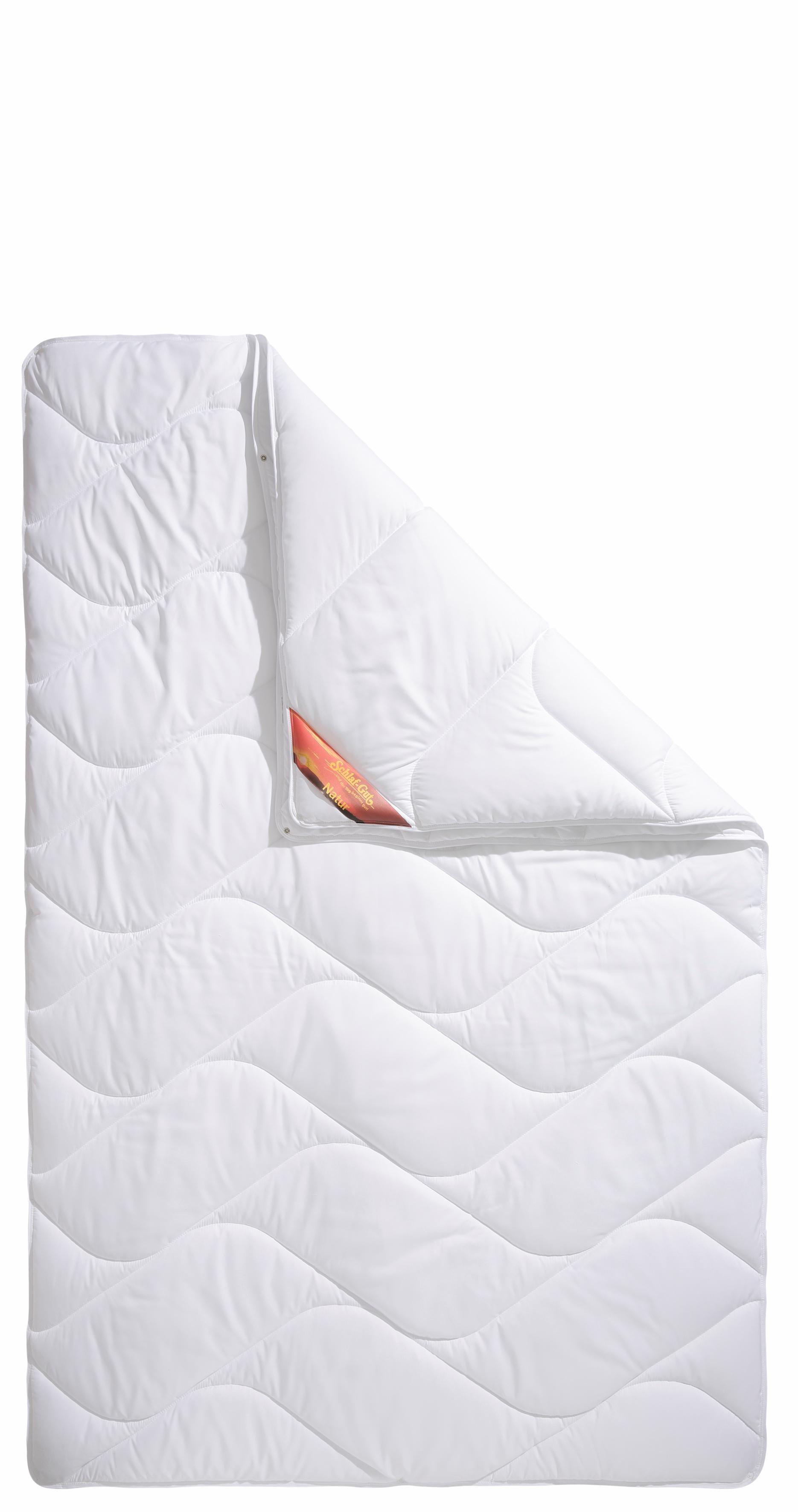 4-Jahreszeitenbett Proneem m BW-Bezug Schlaf-Gut 4-Jahreszeiten