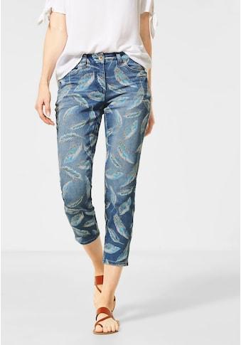 Cecil Loose-fit-Jeans, mit Stretchanteil kaufen