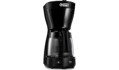 De'Longhi Filterkaffeemaschine »ICM 16210.BK«, Papierfilter kaufen