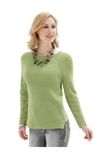 Ambria Rundhalspullover »Pullover« kaufen