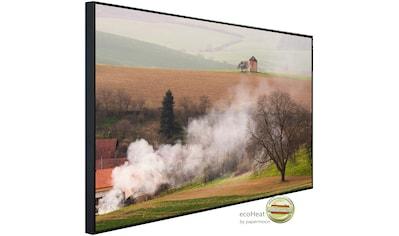 Papermoon Infrarotheizung »Feld mit Rauch«, sehr angenehme Strahlungswärme kaufen