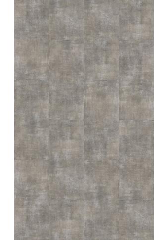 PARADOR Vinylboden »Trendtime 5.50 - Mineral Grey«, 90,6 x 39,6 cm, Stärke 5 mm, 2,1 m² kaufen