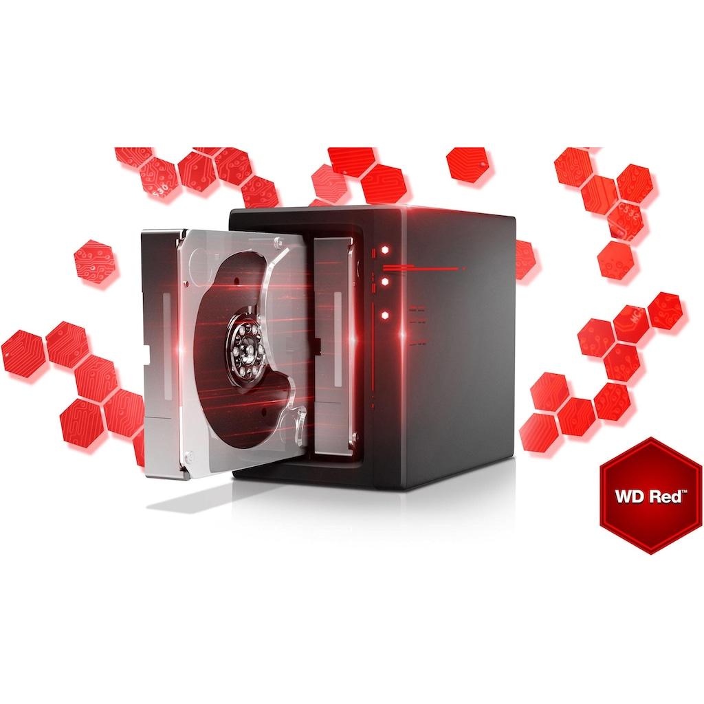 Western Digital HDD-NAS-Festplatte »WD Red™ Plus«, Bulk