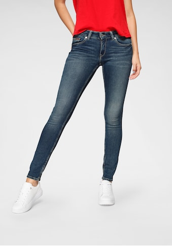 TOMMY JEANS Skinny - fit - Jeans »LOW RISE SKINNY SOPHIE RBST« kaufen