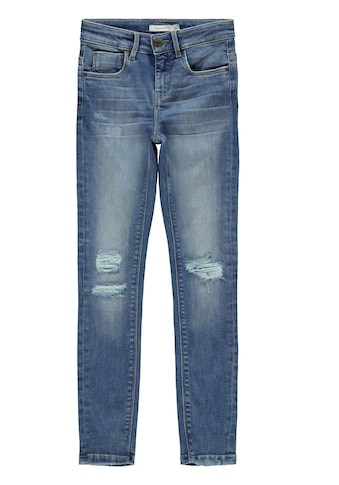 Name It Stretch - Jeans »NKFPOLLY DNMTIN 2350 HW A PANT BET NOOS« kaufen