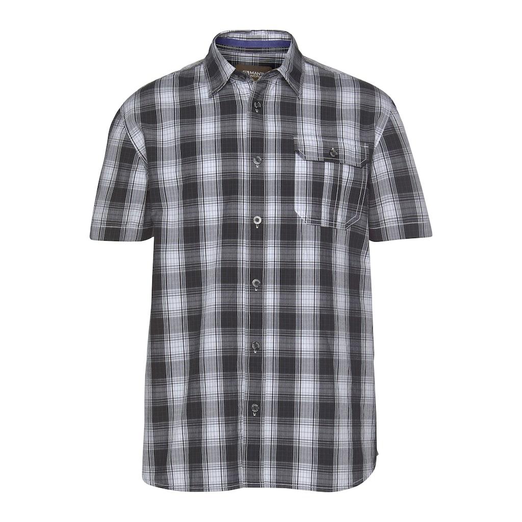 Man's World Kurzarmhemd, (Set, 2 tlg., mit T-Shirt)