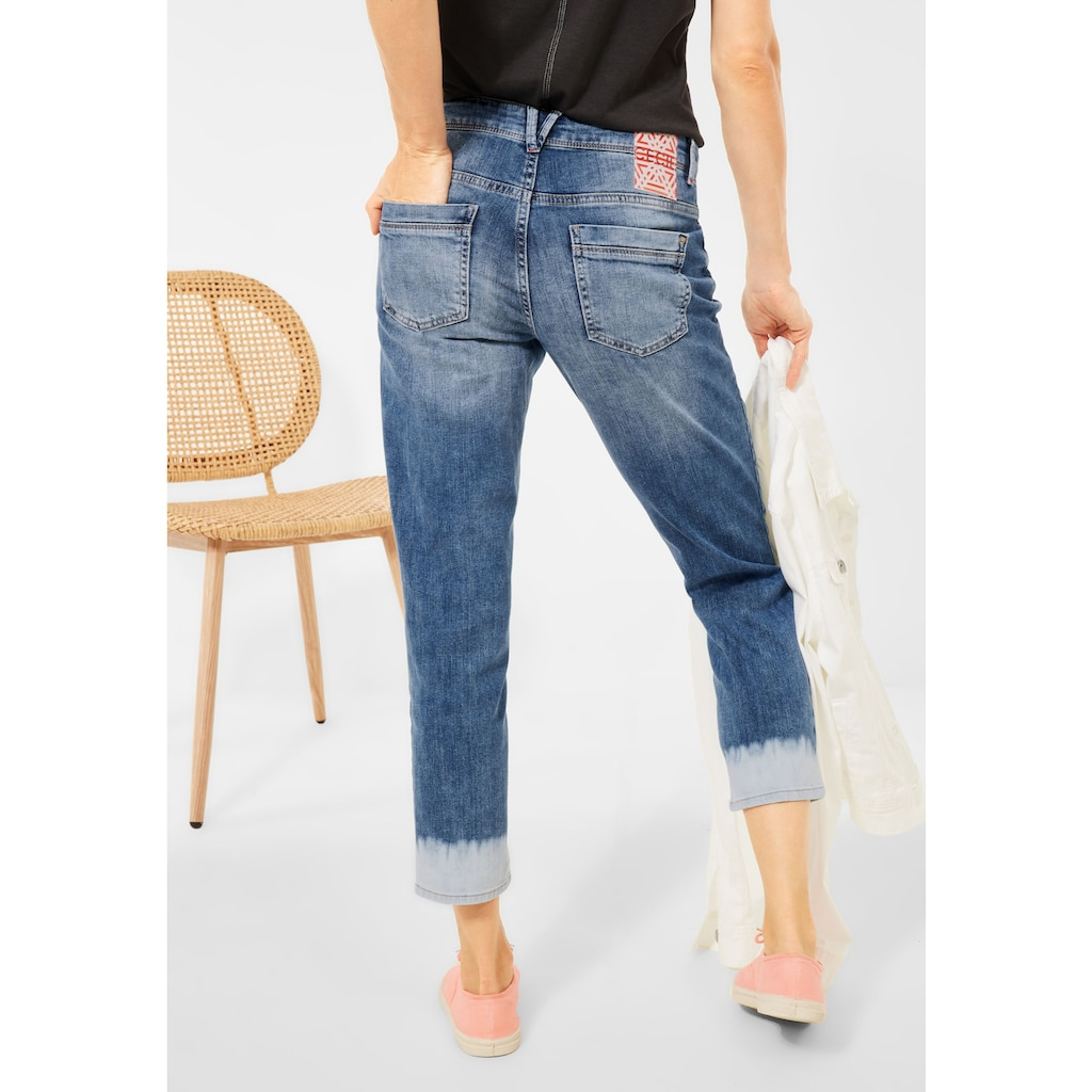 Cecil 7/8-Jeans, im Loose Fit