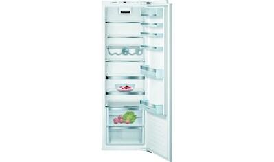 BOSCH Einbaukühlschrank 6, 177,2 cm hoch, 55,8 cm breit kaufen