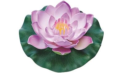 Pontec Seerose »PondoLily«, aus Kunststoff, violett kaufen