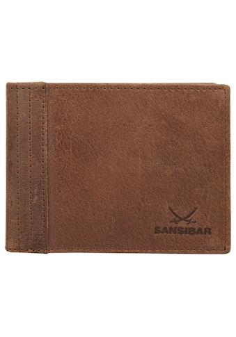 Sansibar Geldbörse, Kreditkartenfächer kaufen