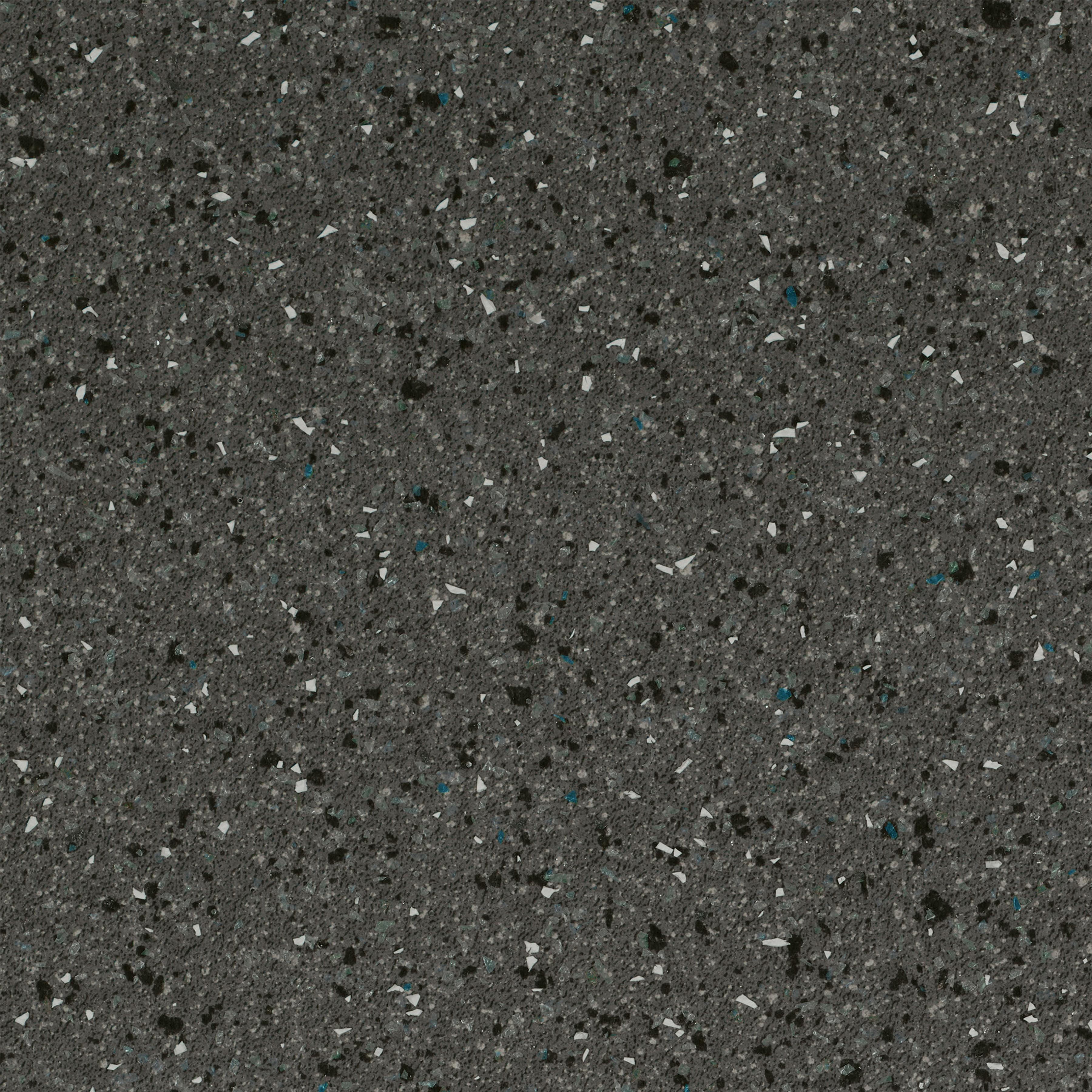 Bodenmeister Vinylboden PVC Bodenbelag Chip grau Bodenbeläge Bauen Renovieren