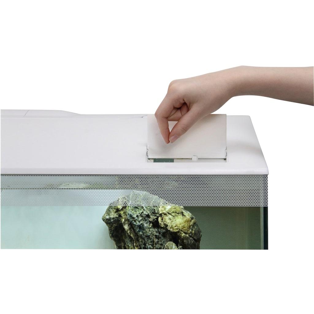 FLUVAL Aquarium »FLEX 123«, BxTxH: 82x40x40 cm, 123 Liter