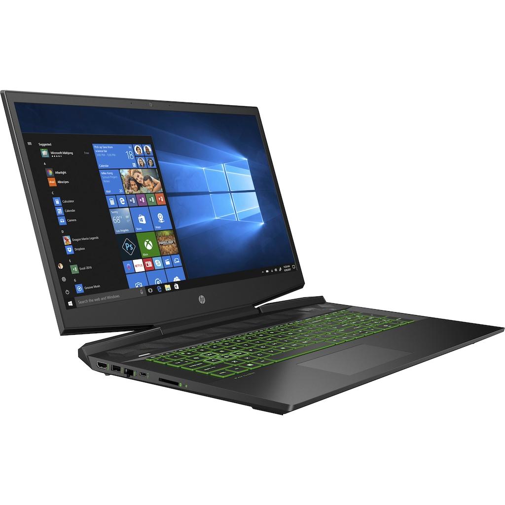 HP Notebook »Pavilion Gaming 17-cd1255ng«, ( 512 GB SSD)