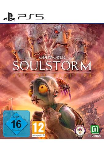Astragon Spiel »Oddworld Soulstorm - Day One Oddition«, PlayStation 5 kaufen