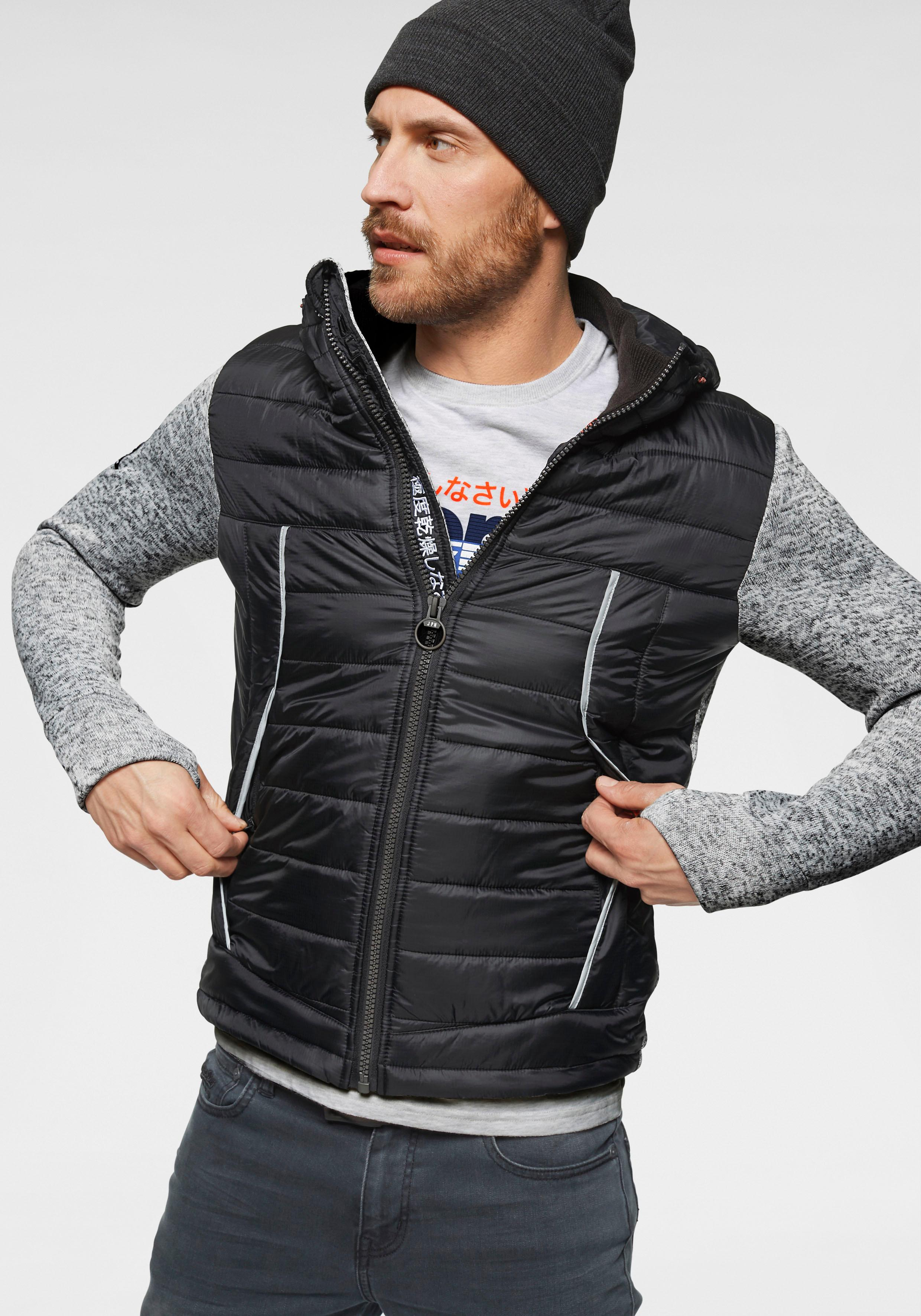 outlet store sale f4b80 d2ece Superdry Steppjacke » BAUR