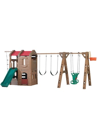 STEP2 Spielturm »Adventure Lodge«, BxTxH: 550x300x220 cm kaufen
