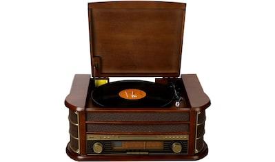Denver Radio »Retro Musik - Center mit Plattenspieler MCR - 50« kaufen