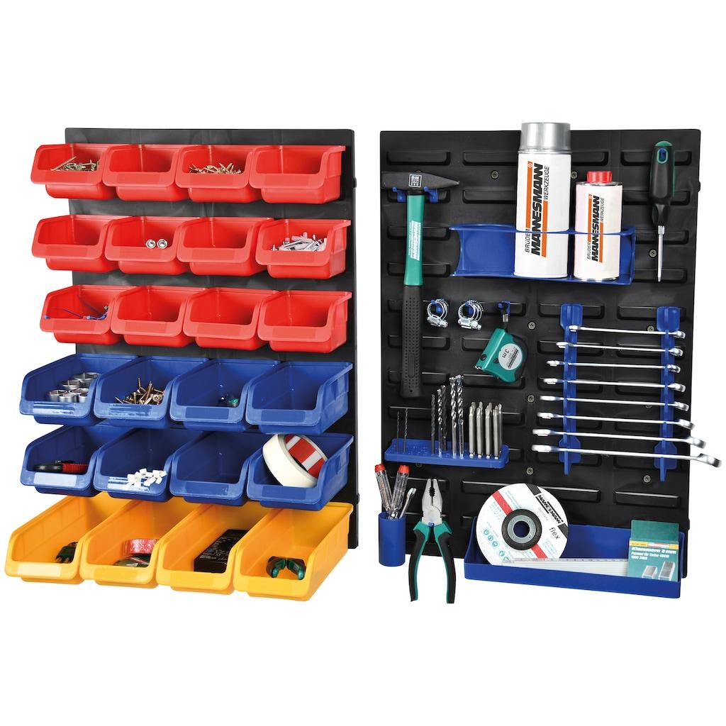 Brüder Mannesmann Werkzeuge Werkzeughalter »Tool-Organizer«
