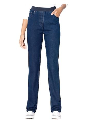 Classic Basics Jeans in bequemer Stretch - Qualität kaufen