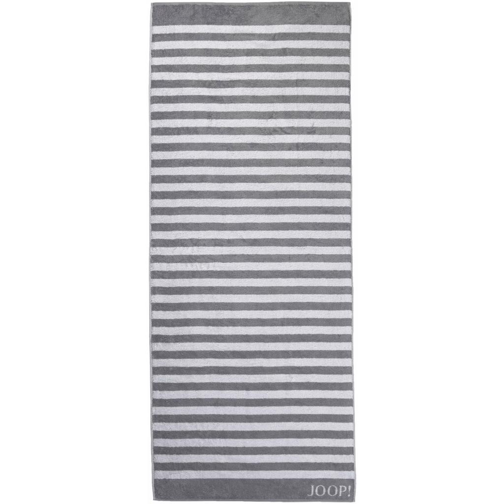 Joop! Saunatuch »Stripes«, (1 St.), mit dezenten Streifen