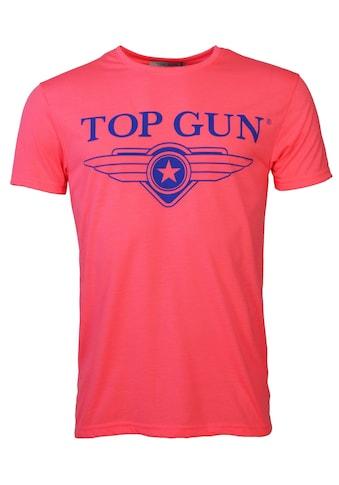TOP GUN T - Shirt »Radiate« kaufen