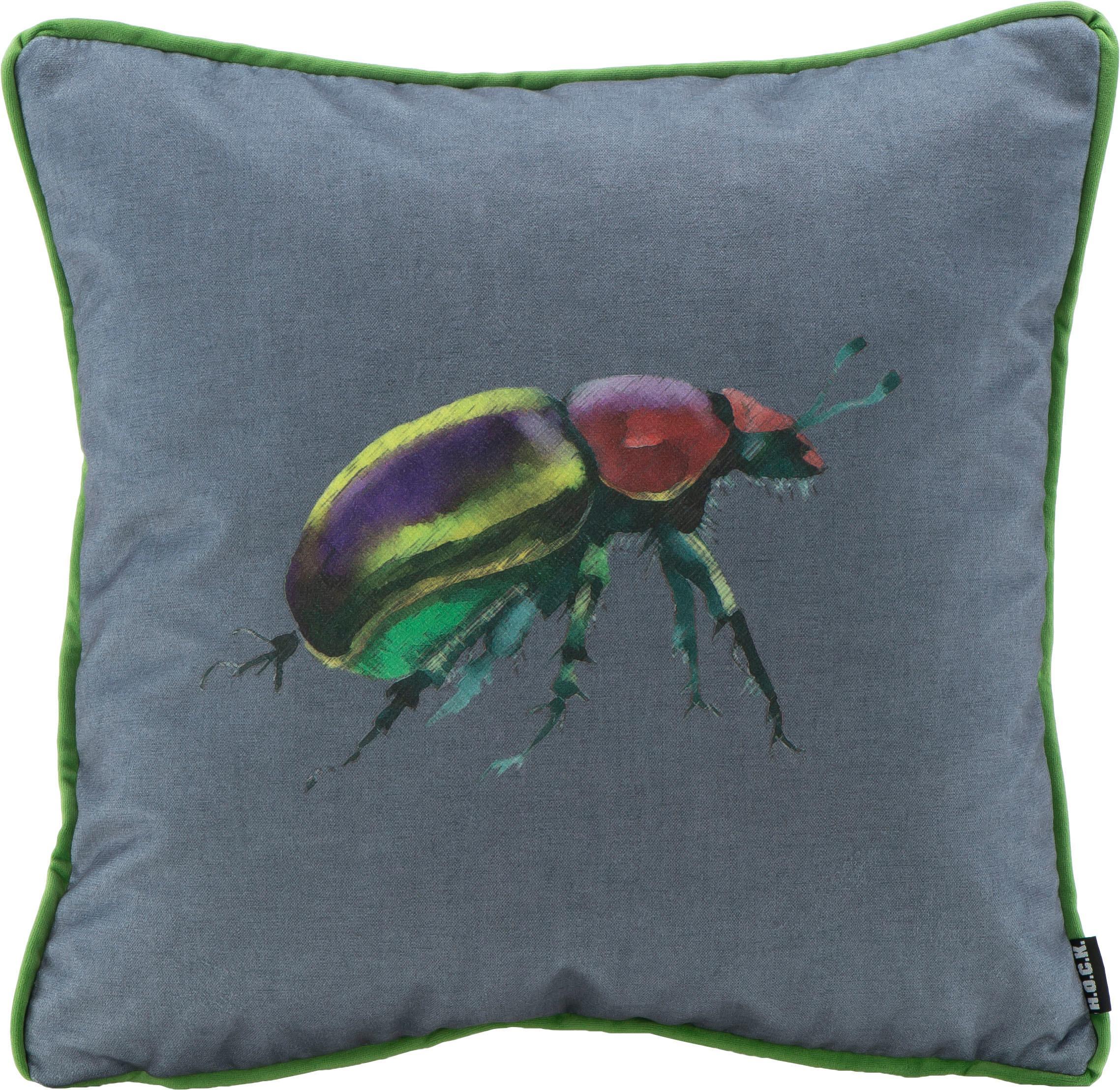 Hock Kissen Bugs Rosenkäfer 45/45 cm