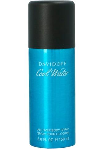 """DAVIDOFF Bodyspray """"Cool Water"""" kaufen"""