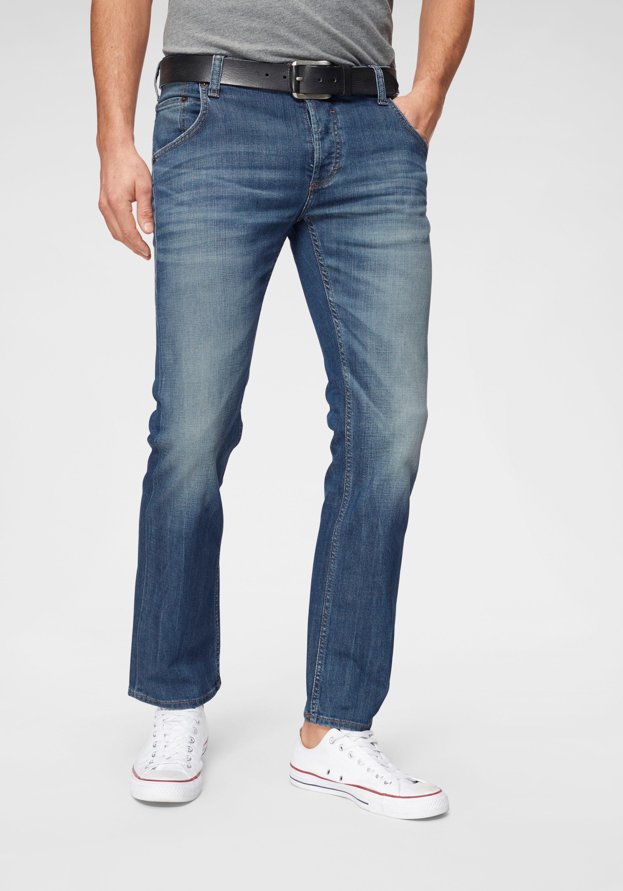 MUSTANG Slim-fit-Jeans MICHIGAN | Bekleidung > Jeans > Slim Fit Jeans | Blau | mustang