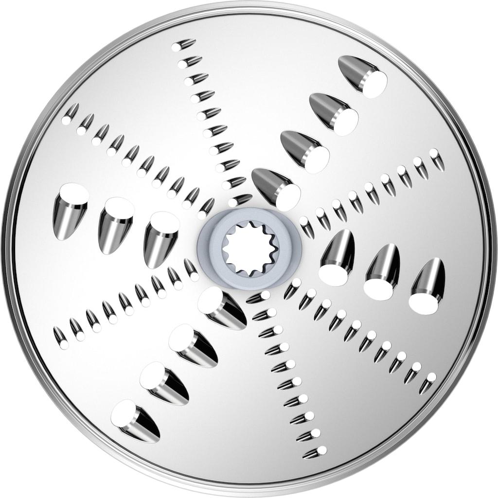 BOSCH Durchlaufschnitzler »MUZ9VL1 VeggieLove Set«, (6 tlg.), inkl. fünf Scheiben