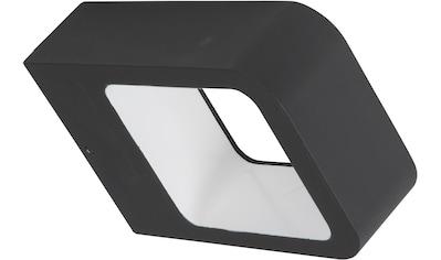HEITRONIC LED Wandleuchte »Juna«, LED-Modul, 1 St., Warmweiß, Indirekter Lichtaustritt kaufen
