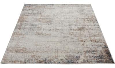 Sehrazat Teppich »Montana 3718«, rechteckig, 8 mm Höhe, Kurzflor, Vintage Design,... kaufen