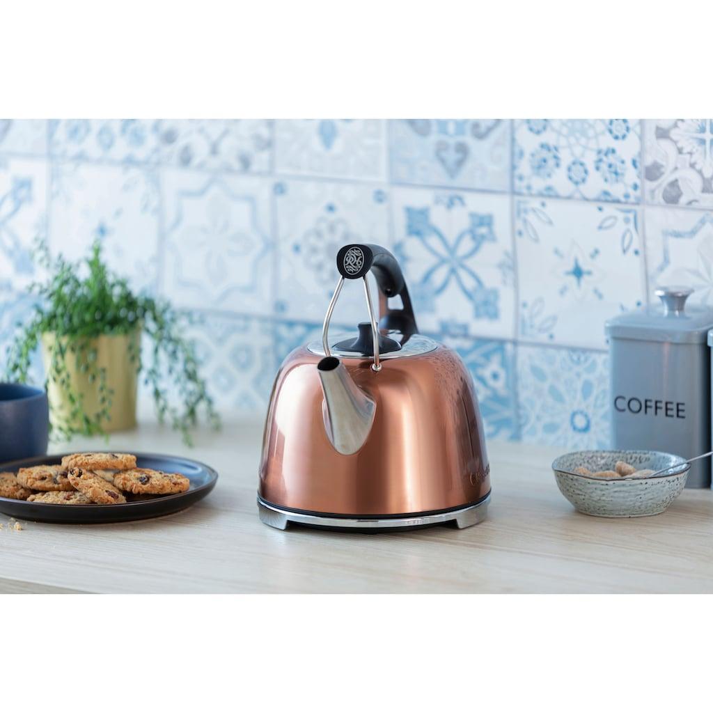 RUSSELL HOBBS Wasserkocher »K65 25861-70«, 1,2 l, 2400 W, Schnellkochfunktion, energiesparend