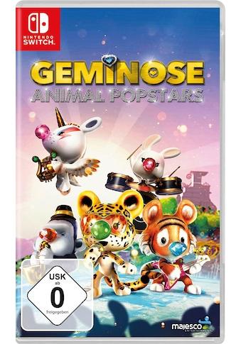 Spiel »Geminose: Animal Popstars«, Nintendo Switch kaufen