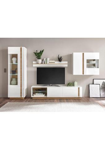 Wohnwand »CLAiR Kombi 23«, (Set, 4 tlg.) kaufen