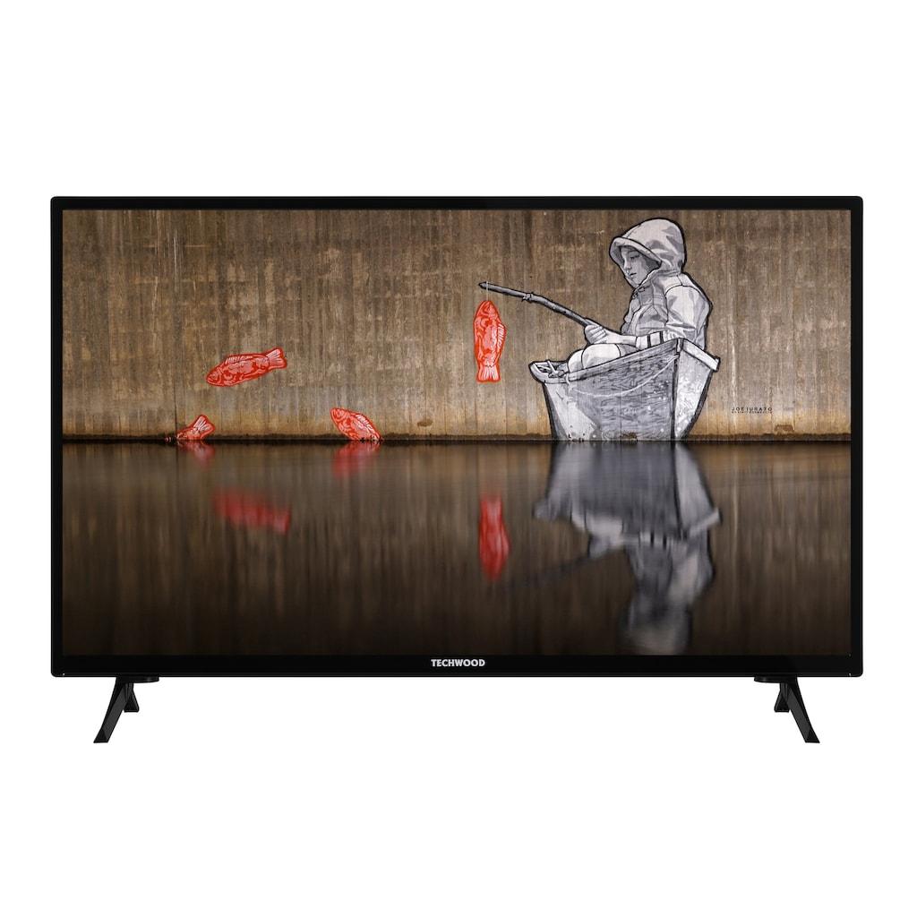 "Techwood LED-Fernseher »H32T52E«, 80 cm/32 "", HD ready, Smart-TV"