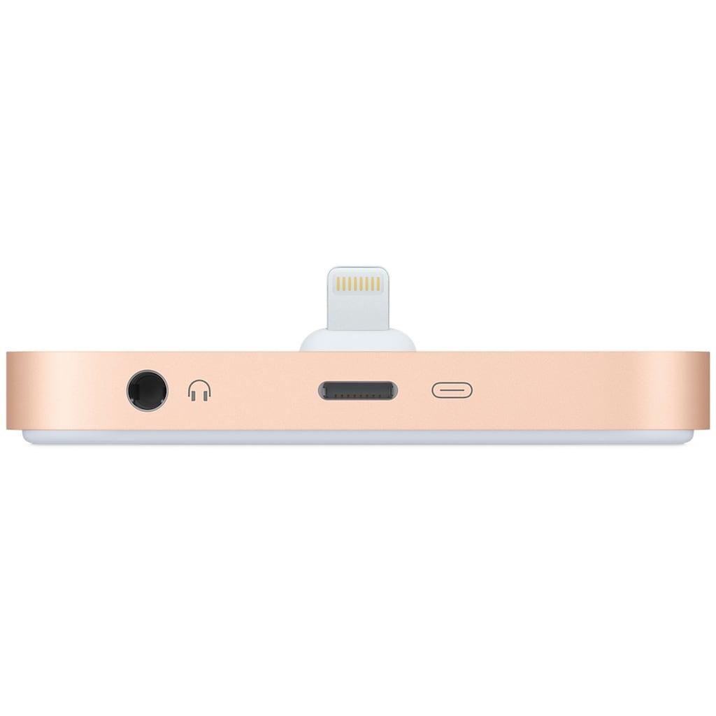 Apple iPhone Lightning Dock »Gold«