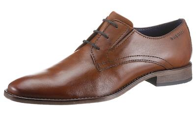 bugatti Schnürschuh »Rinaldo«, in modisch schlanker Form kaufen