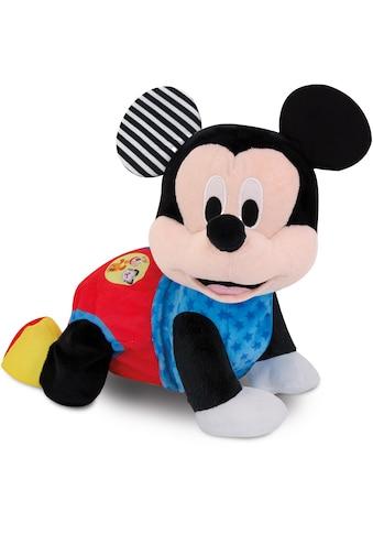 """Clementoni® Plüschfigur """"Baby, Krabbelnder Baby Mickey"""" kaufen"""
