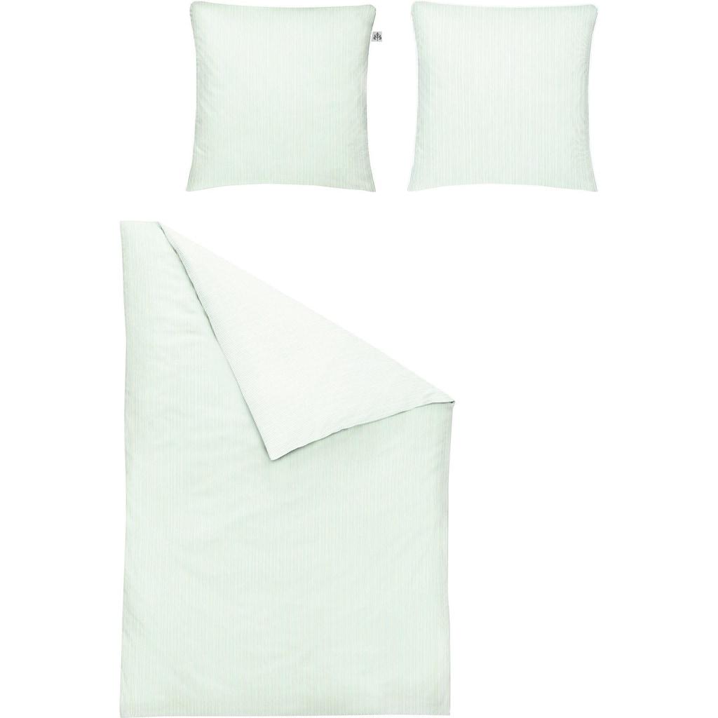 Irisette Wendebettwäsche »Linea«, Hochwertige Premium Bettwäsche
