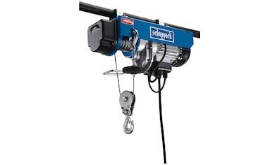 SCHEPPACH Elektrischer Seilzug »HRS 400«, 400 kg, 6 Meter kaufen