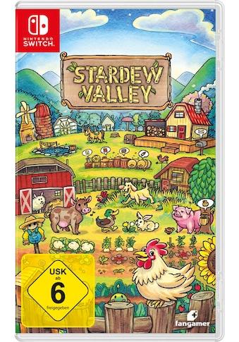 Spiel »Stardew Valley«, Nintendo Switch kaufen