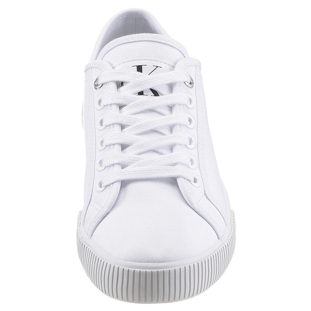 Calvin Klein Sneaker, mit Logoschriftzug auf der Zunge