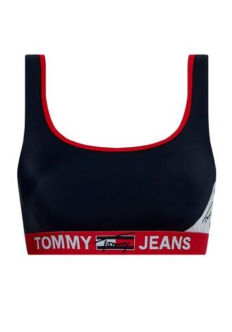 Tommy Hilfiger Bustier-Bikini-Top, mit elastischem Band unter der Brust kaufen