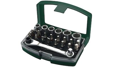 Brüder Mannesmann Werkzeuge Werkzeugset »Schraub-Bit-Satz«, 24-tlg. kaufen