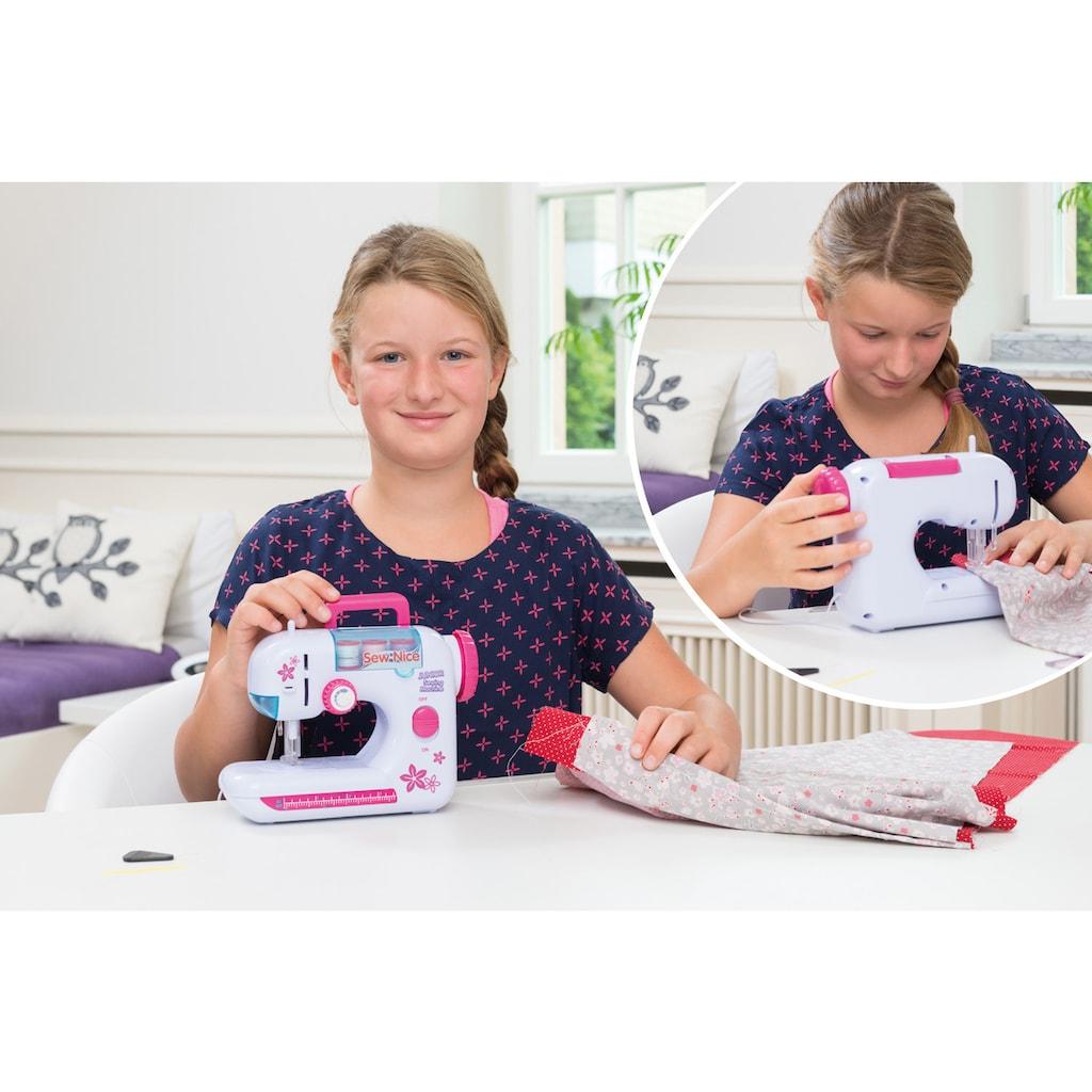 Lena® Kinder-Nähmaschine »Sew Nice«