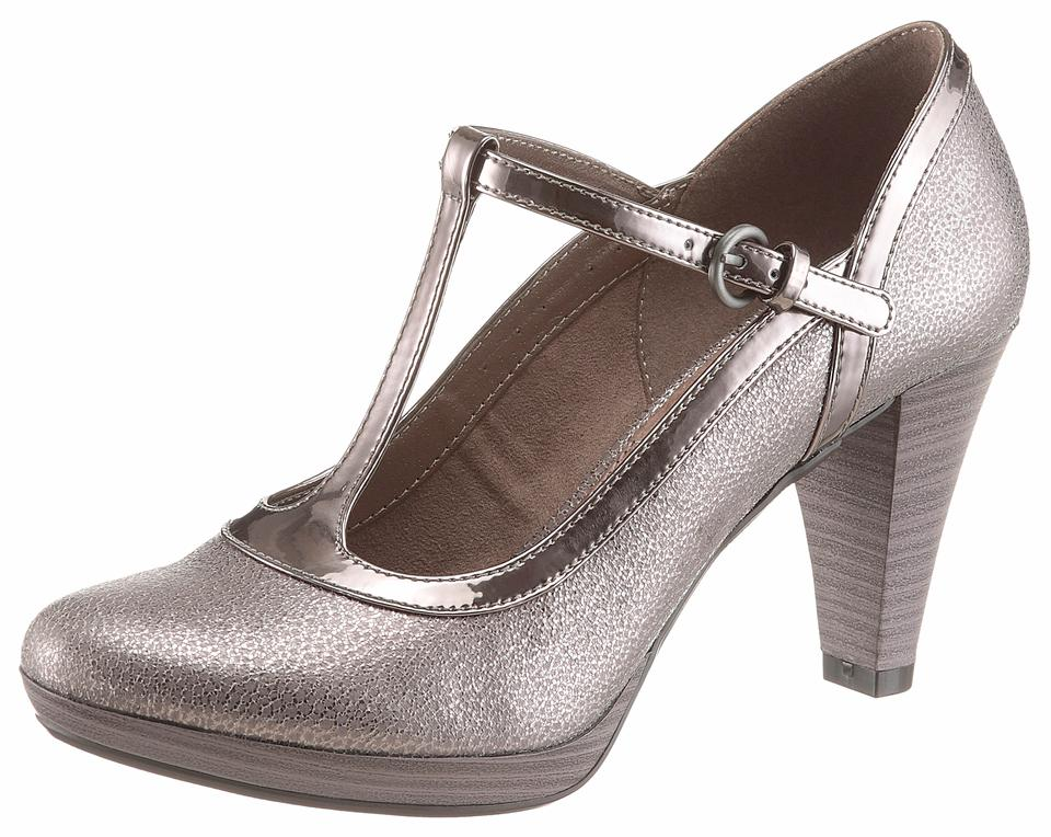 separation shoes a8060 32655 bugatti T-Strap Pumps »Isabella« bestellen | BAUR