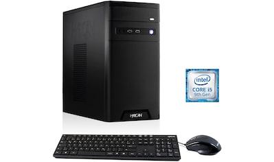 Hyrican »CyberGamer black 6476« Gaming - PC (Intel, Core i5, GTX 1650 SUPER, Luftkühlung) kaufen