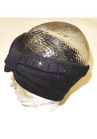 Chaplino Stirnband, mit Strassapplikation kaufen