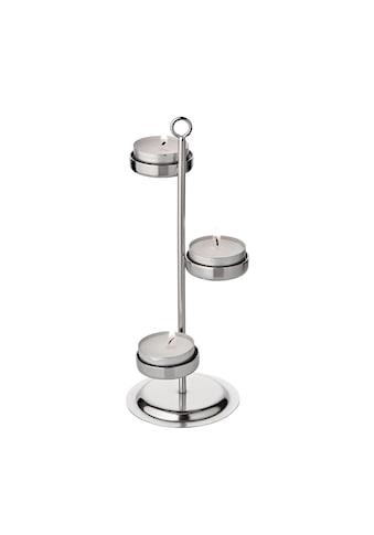 EDZARD Teelichthalter »Denver«, Einsatz für Windlichter, Kerzenhalter mit... kaufen