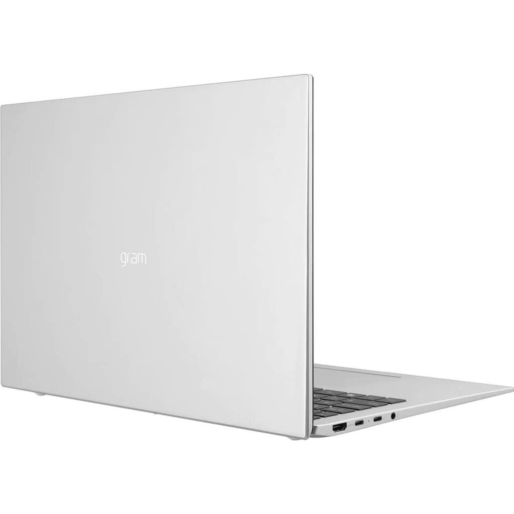 """LG Notebook »16Z90P-G.AA79G«, (40,6 cm/16 """" Intel Core i7 Iris Xe Plus Graphics\r\n 1000 GB SSD), Kostenloses Upgrade auf Windows 11, sobald verfügbar"""